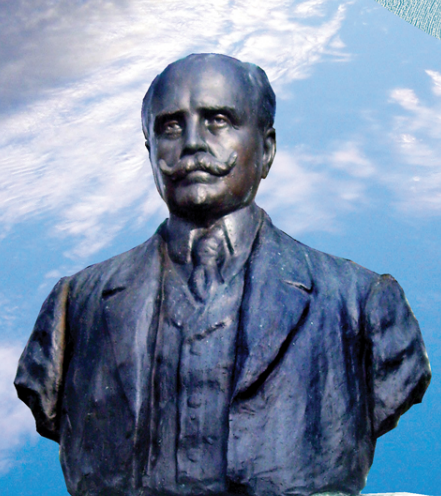 bust ion banescu