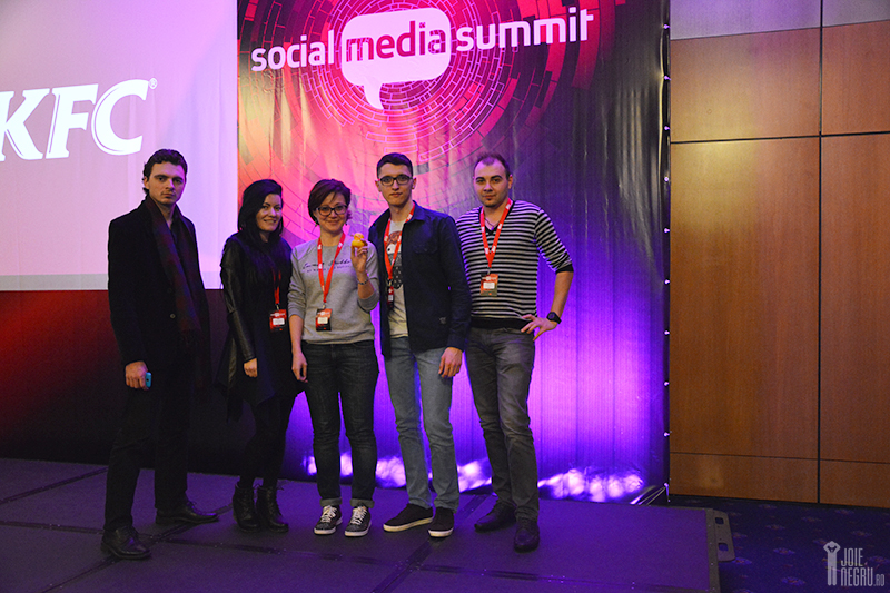 Bloggeri Constanta la Social Media Summit Bucuresti 2016